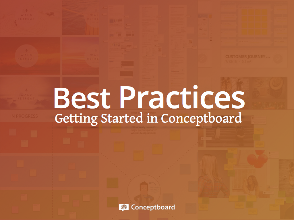 Conceptboard Best Practices for Online Whiteboards